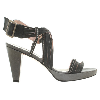 Paco Gil Sandals in Gray