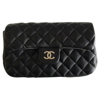 Chanel Uniform Beltbag in black