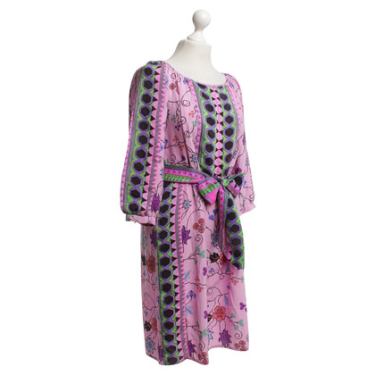 Antik Batik Dress with floral pattern