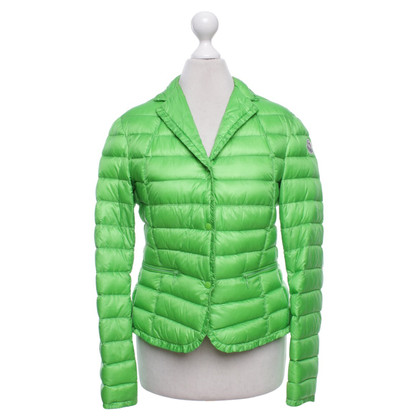 Moncler Jacket in green