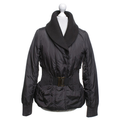 Armani Jeans Winter jacket with scarf collar