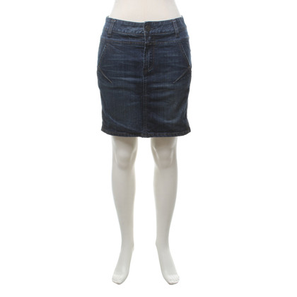 Closed Denim skirt in blue
