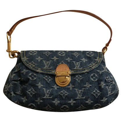 "Louis Vuitton ""Pleaty Denim van het Monogram"""