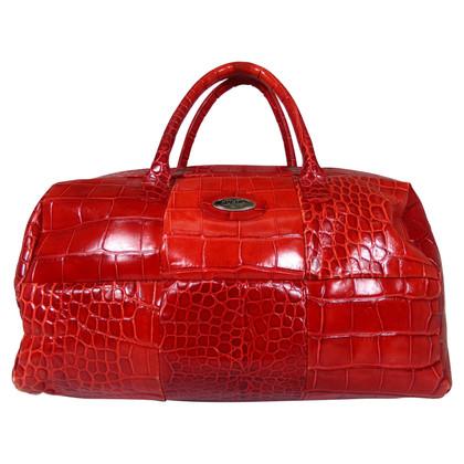 Furla Handbag in red