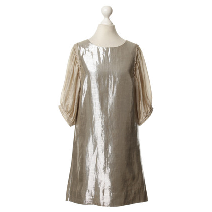 By Malene Birger Abito metallico