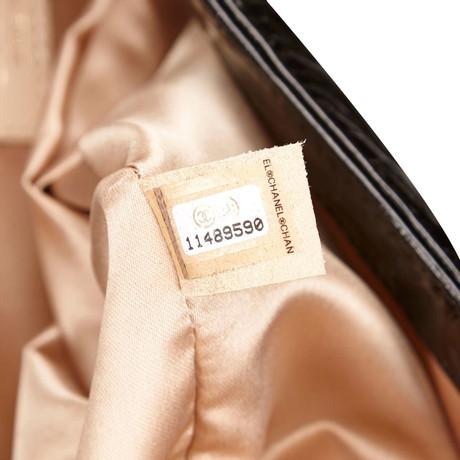 Spielraum Besten Freies Verschiffen Bilder Chanel Lackleder Schultertasche Schwarz Mit Mastercard Online VXjkl5tGx