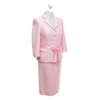Rena Lange Costume in pink