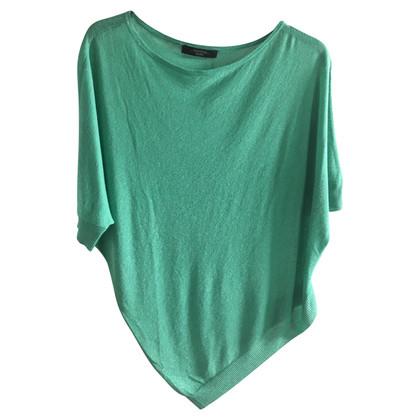 Max Mara Knit shirt in green
