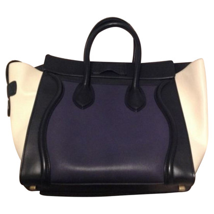 "Céline ""Mini Bagage Bag"" in tricolor"