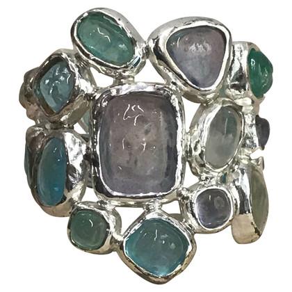 Chanel Bracelet with stones