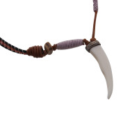 Etro Ethno necklace with shark tooth