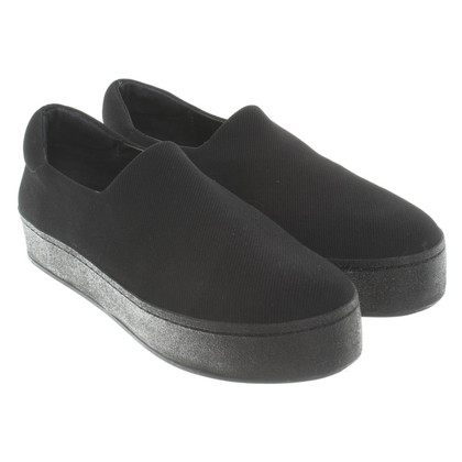 Opening Ceremony Slipper in black