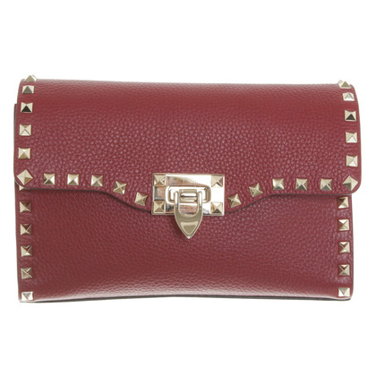 "Valentino ""Rockstud Medium Crossbody Bag"""