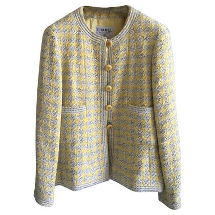 Chanel Giacca vintage giallo