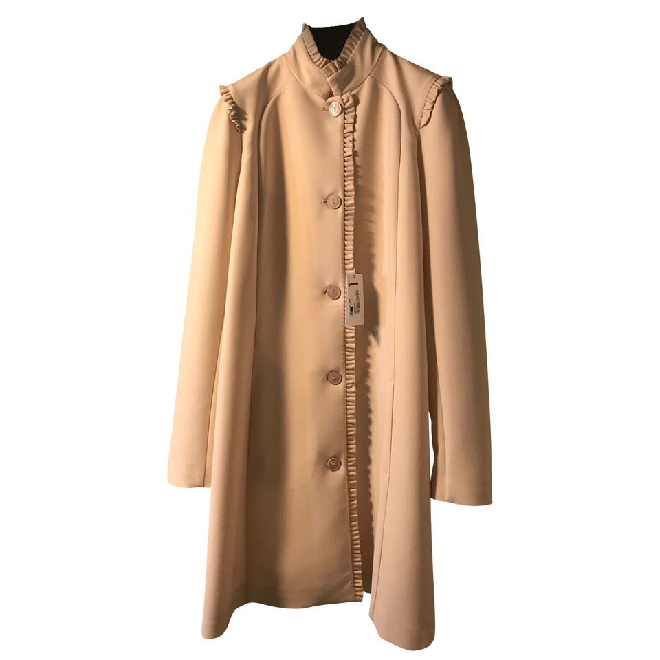 Patrizia Pepe cappotto \coat  cuban sand