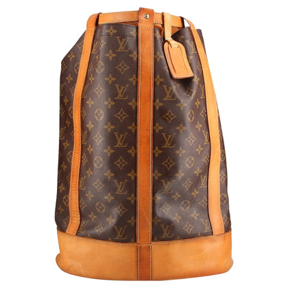 Louis Vuitton Randonnee Monogram Canvas