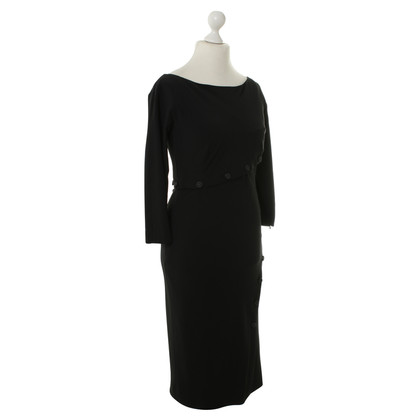 Alexander McQueen MIDI dress with buttons