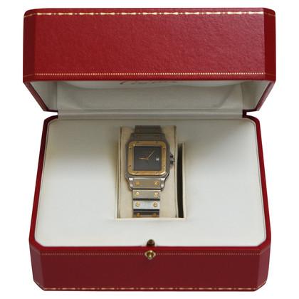"Cartier Watch ""Santos Galbee GM"""