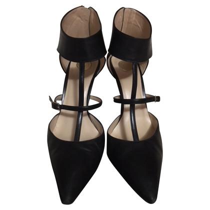 Elisabetta Franchi pumps en noir