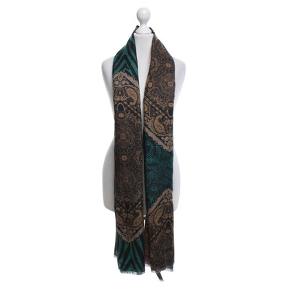 Etro Scarf with pattern mix