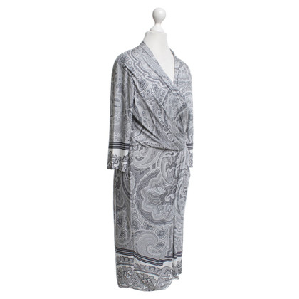 Max Mara Kleid mit Pailetten-Muster