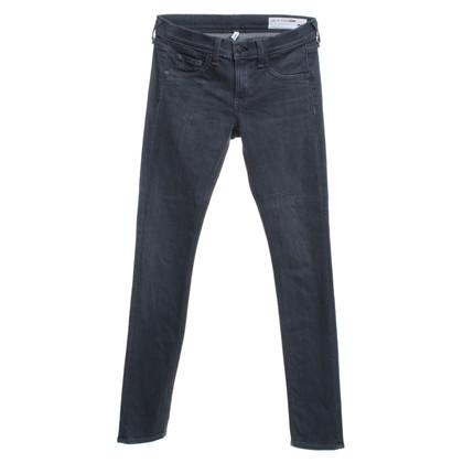 Rag & Bone Skinny jeans in grigio