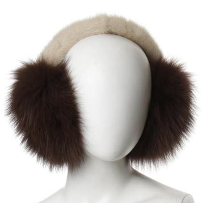 Andere Marke Pelz-Ohrenschützer