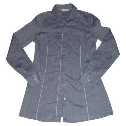 Brunello Cucinelli Shirt in katoen / linnen