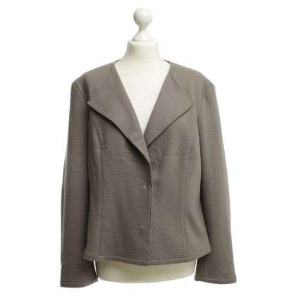 Marc Cain Jacke in Taupe