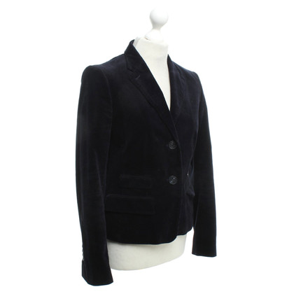 Windsor Navy blauwe blazer in corduroy