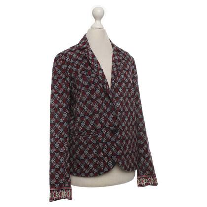 Manoush Blazer with pattern