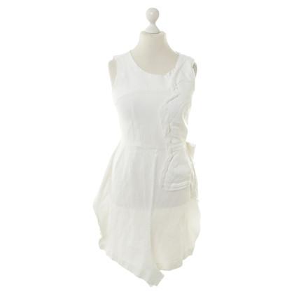 Comme des Garçons Vestono di bianco