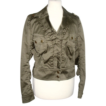 Red Valentino Ruched Jacket