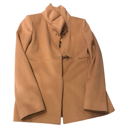 Fay Jacket with stand-up collar