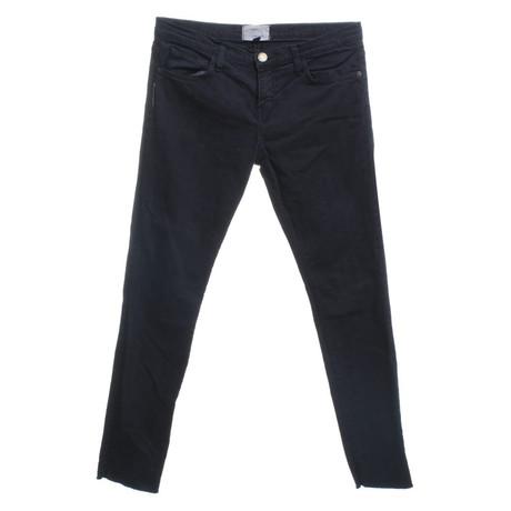 Current Elliott Jeans in Dunkelblau Blau