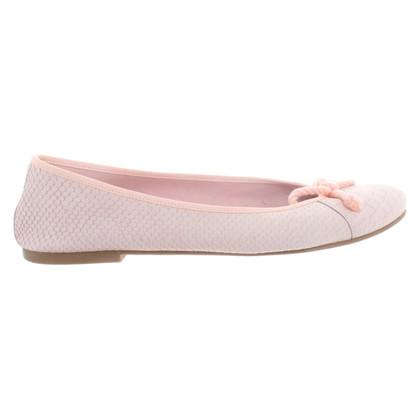 Pretty Ballerinas Ballerina's in roze