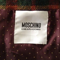 Moschino Cheap and Chic Kurzblazer aus Wolle