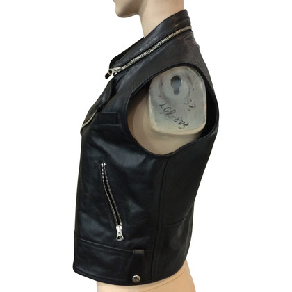 Golden Goose Leather vest