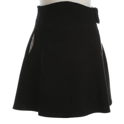 Carven Skirt in black