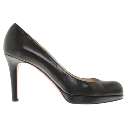 Christian Louboutin Leather pumps in black