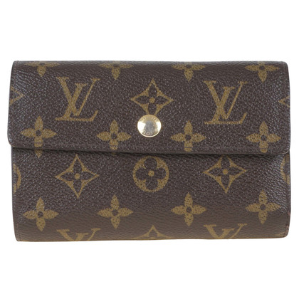 "Louis Vuitton Geldbörse ""Alexandra Monogram Canvas"""