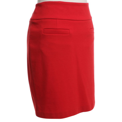 Piu & Piu skirt in red
