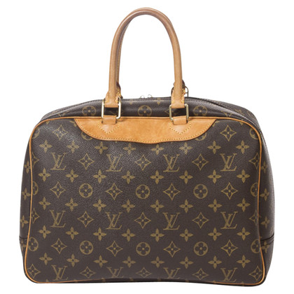 "Louis Vuitton ""Deauville Monogram Canvas"""