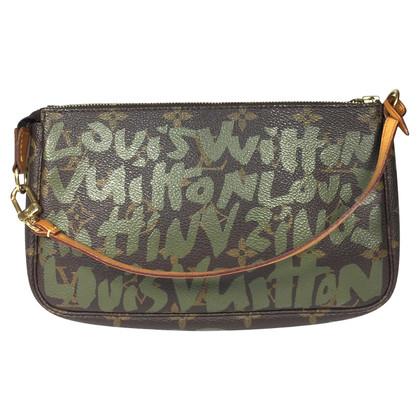 Louis Vuitton Pochette Accessories Monogram Graffiti