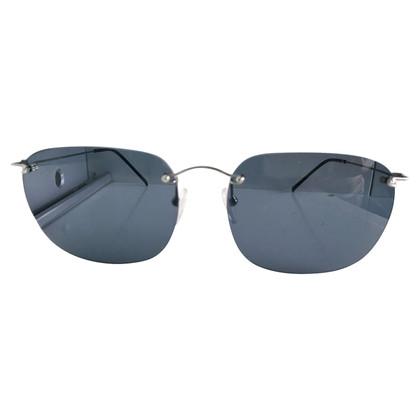 Maison Martin Margiela Rahmenlose Sonnenbrille
