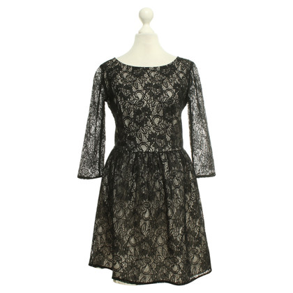 French Connection Dress with lace