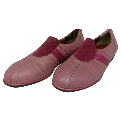 Missoni Pink leather shoes