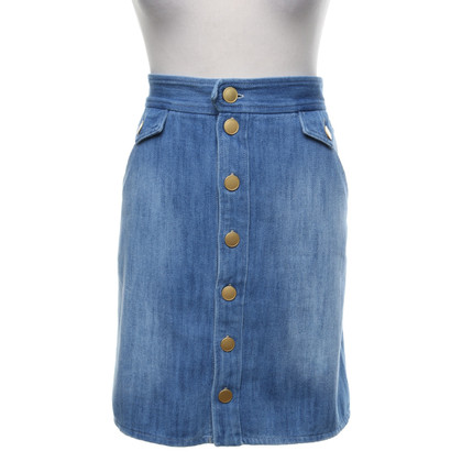 Isabel Marant Etoile Katoenen spijkerrok