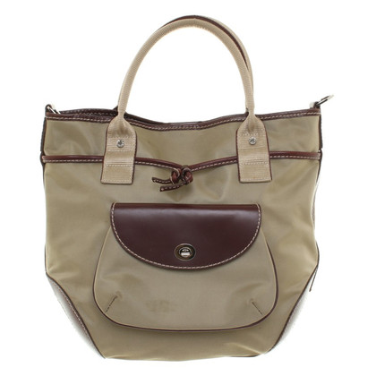 Lancel Borsa in beige / marrone