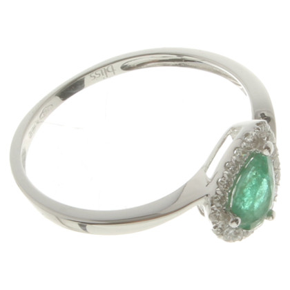 Bliss White gold ring